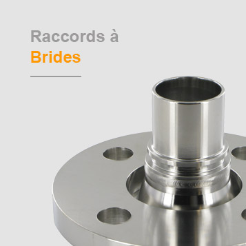 Raccords à brides