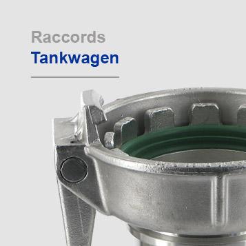 Raccords Tankwagen