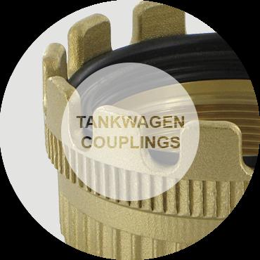 tankwagen couplings