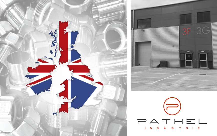 Nueva agencia, Pathel UK Ltd.