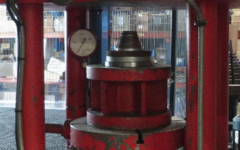 Prensa 200 toneladas