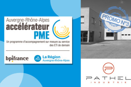 Pathel selected for BPI France's Auvergne Rhône Alpes PME Accelerator