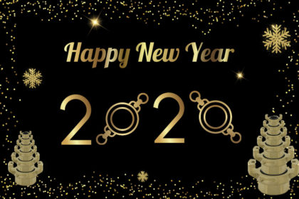 * Happy New Year 2020 *