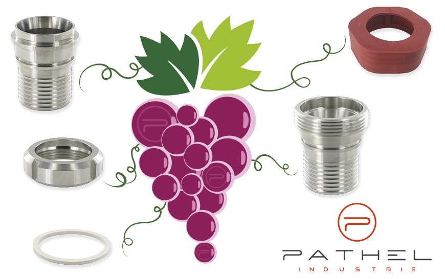 Pathel Industrie supports you to prepare the grape harvests