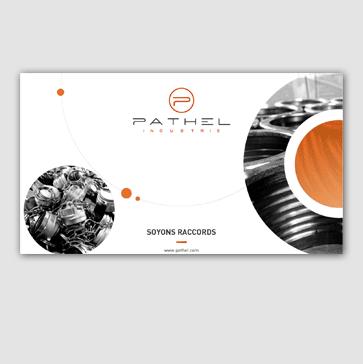 Présentation de notre société - Pathel