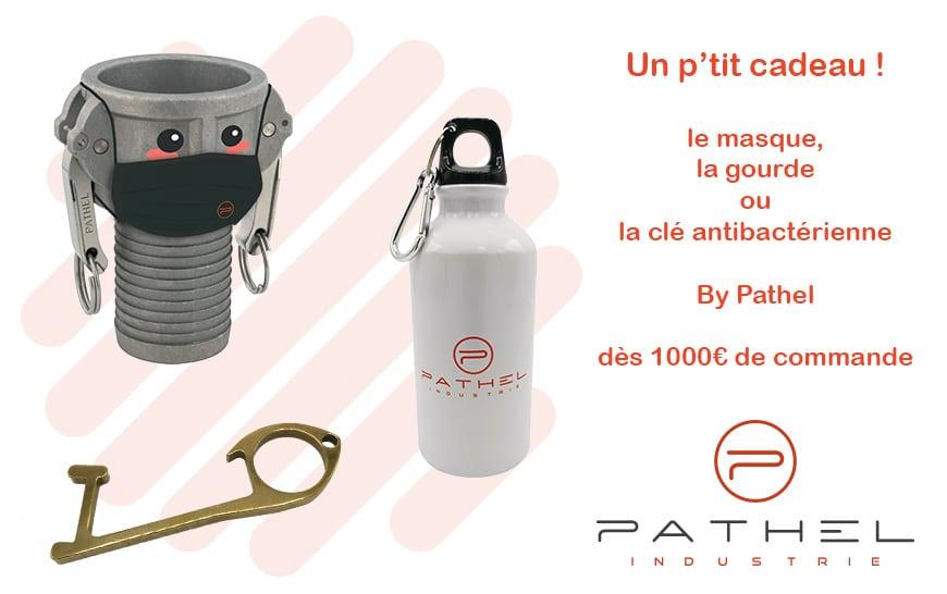 Pour vous, les petits cadeaux signés Pathel Industrie