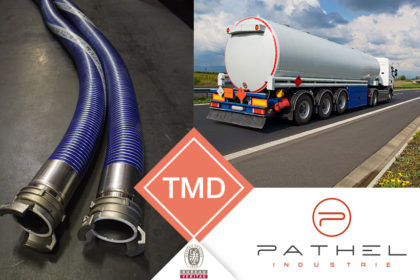 Pathel Industrie officially certified as a Transport Dangerous Goods certified company
