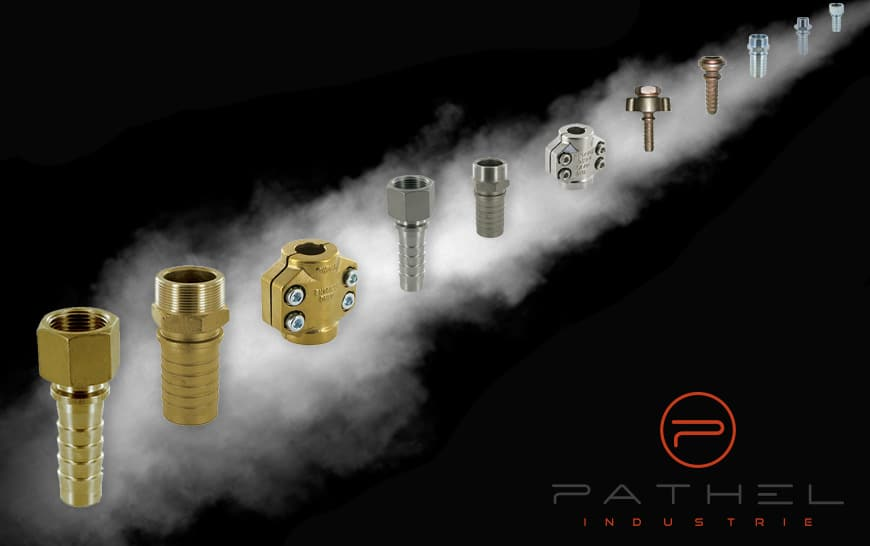 Pathel Industrie holds a wide range of steam fittings in stock.